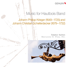 Cover: 4. Music for Hautbois Band